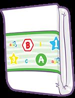 ABUniverse PreSchool Shapes Diapers
