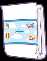 ABUniverse PreSchool Sky Diapers