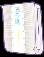 ABUniverse Tena Slip Active Fit ULTIMA Diapers