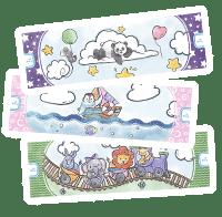 ABUniverse Leemsy Diaper Sticker Store