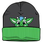 PeekABU Knitted Hat Dragon