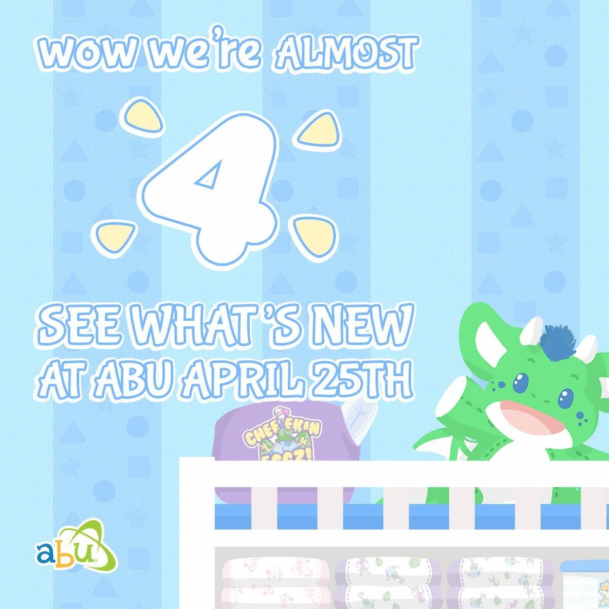 ABU 4th Teaser Banner