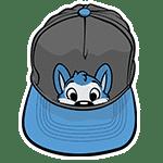 PeekABU Hat Husky