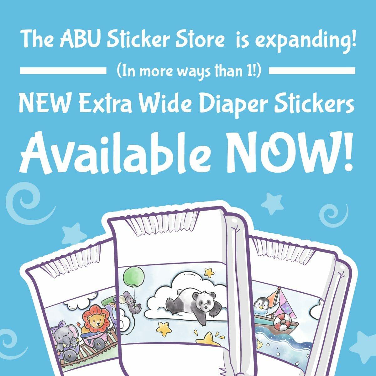 Leemsy Sticker Store Release
